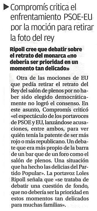 20130327 NdP Enfrontament PSOEU Rei Levante28març2013