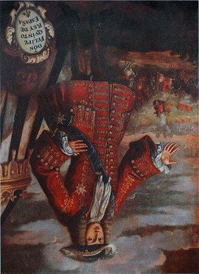 Felip V, el Borbó cap per avall a Xàtiva